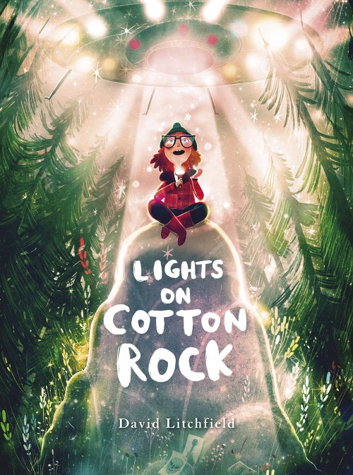 Year 2 Catch-up Planning Sequence: Lights on Cotton Rock by David Litchfield