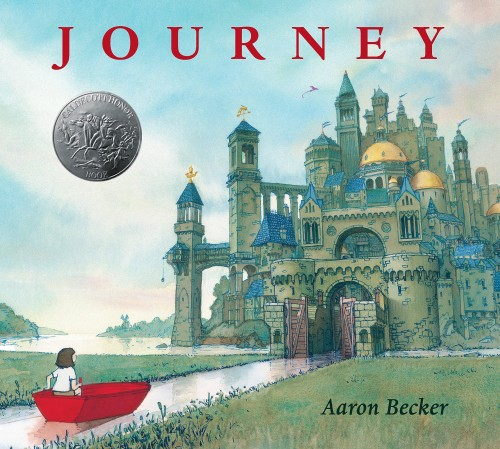 Whole School Planning Sequence: Journey by Aaron Becker