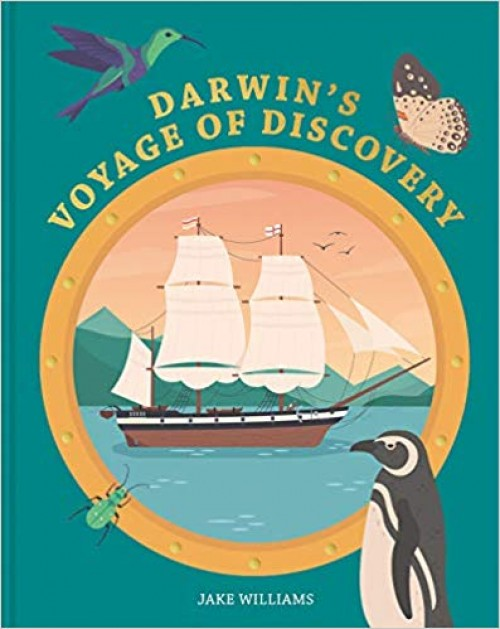 A Literary Leaf for Darwin's Voyage of Discovery