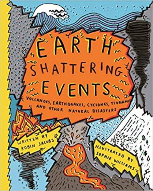A Literary Leaf for Earth Shattering Events