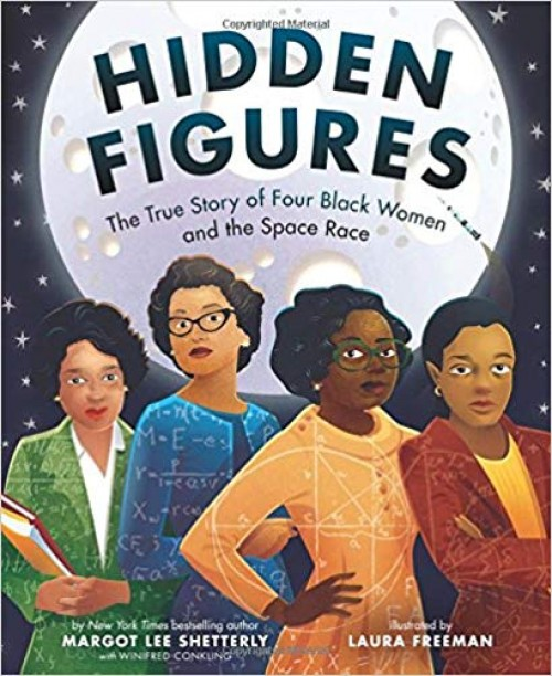 A Learning Log for Hidden Figures: The True Story of Four Black Women and the Space Race