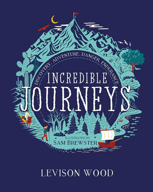 A Literary Leaf for Incredible Journeys