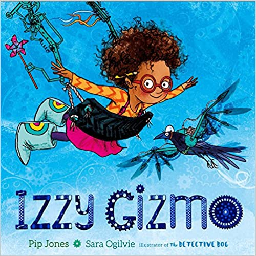 A Planning Sequence for Izzy Gizmo