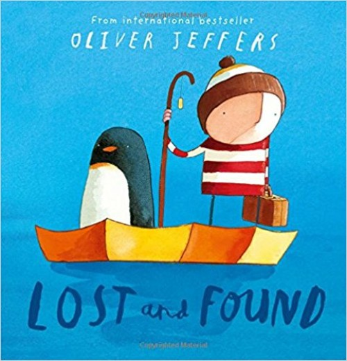 A Home Learning Branch for Lost and Found