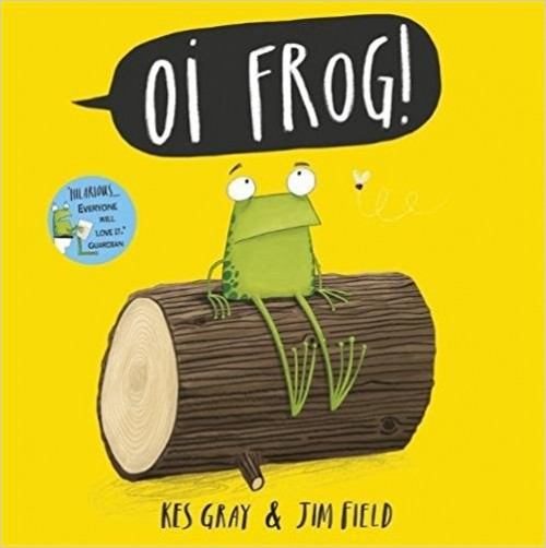 A Home Learning Branch for Oi Frog!