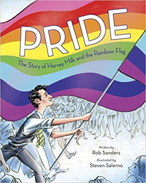 A Planning Sequence for Pride, The Story of Harvey Milk and the Rainbow Flag