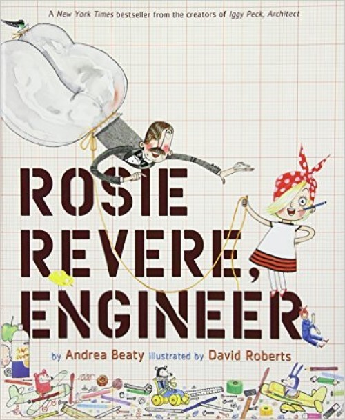 A Planning Sequence for Rosie Revere, Engineer