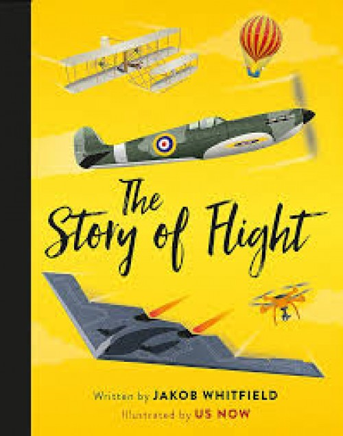 A Literary Leaf for The Story of Flight