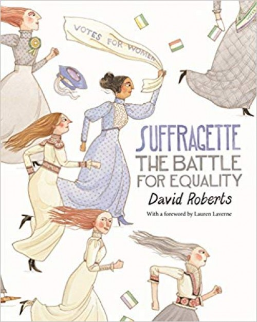 A Home Learning Branch for Suffragette: The Battle for Equality