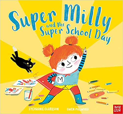 A Planning Sequence for Super Milly and the Super School Day