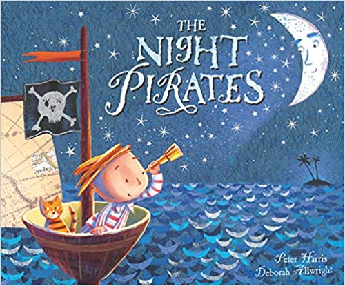 A Planning Sequence for The Night Pirates