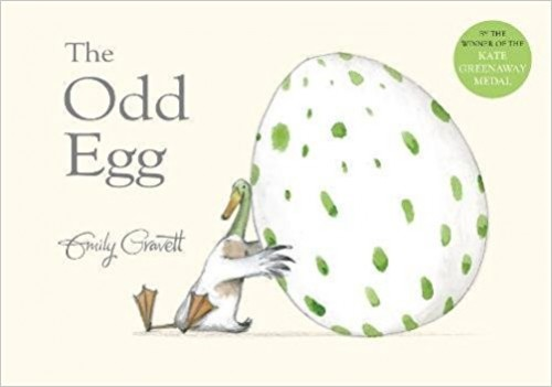 A Home Learning Branch for The Odd Egg