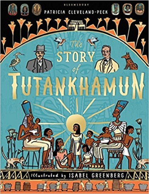 A Home Learning Branch for The Story of Tutankhamun