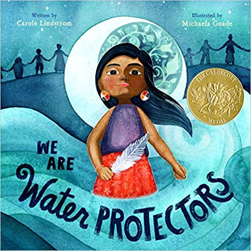 A Spelling Seed for We Are Water Protectors